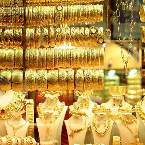 قیمت طلا تا کجا افت می کند؟