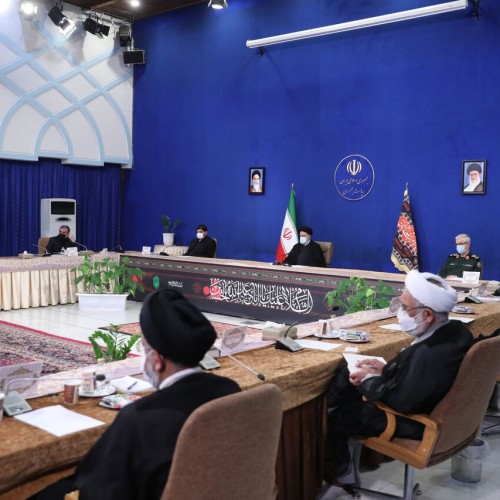 Raisi: Purchase of 30m covid vaccine doses secured