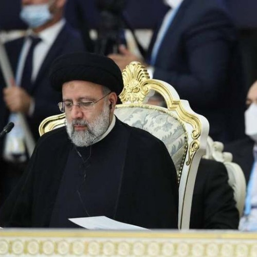 Raisi terms SCO as possible driving force for multilateralism