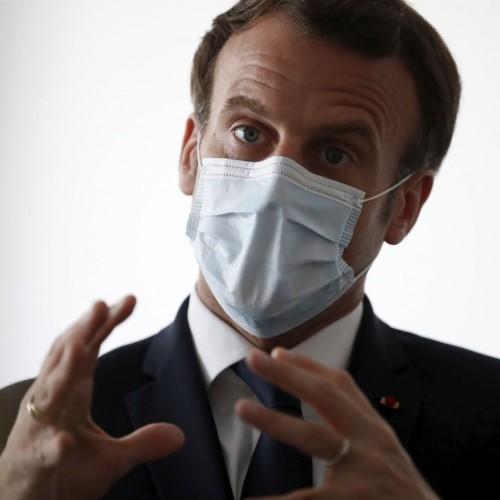رئیس جمهور فرانسه از یک جنگ جهانی خبر داد