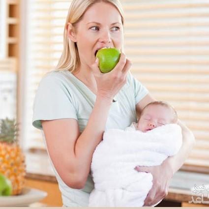 رژیم لاغری در دوران شیردهی چگونه باید باشد؟