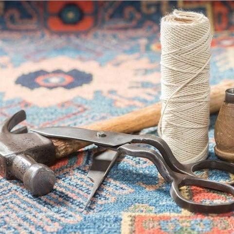رفوگری فرش چیست؟ چطور انجام می گیرد؟