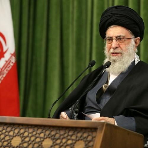 رهبر انقلاب: غرب موظف است تحریم علیه ایران را فورا متوقف کند