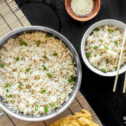Rice the White Bride of the South Asian Cuisine: Tips for Beginners