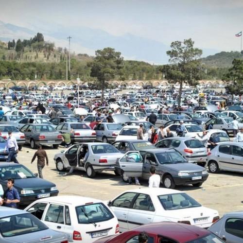ریزش قیمت ها در بازار خودرو استارت خورد