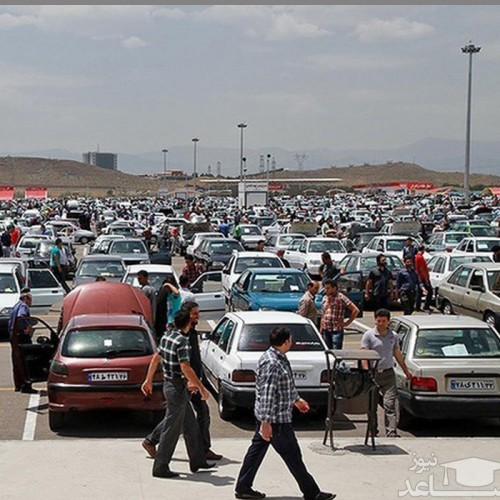 ریزشهای عجیب قیمت خودرو در سایهنبود مشتری