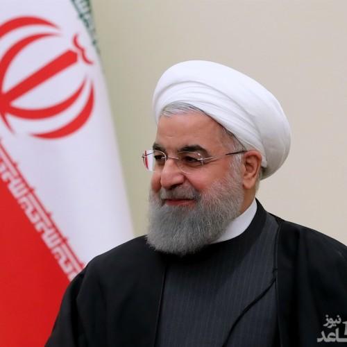 روحانی: از ۱۲مرداد رئیسی، رئیسجمهور است