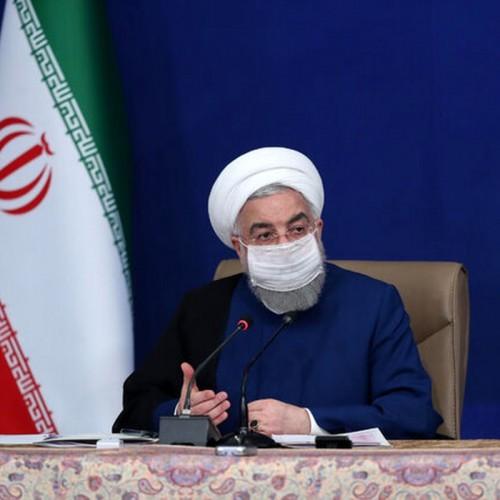 روحانی: به موقع پاسخ ترور شهید فخریزاده را میدهیم