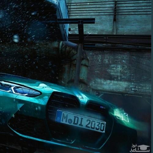رونمایی BMW ازخودروی جدیدش سری M3