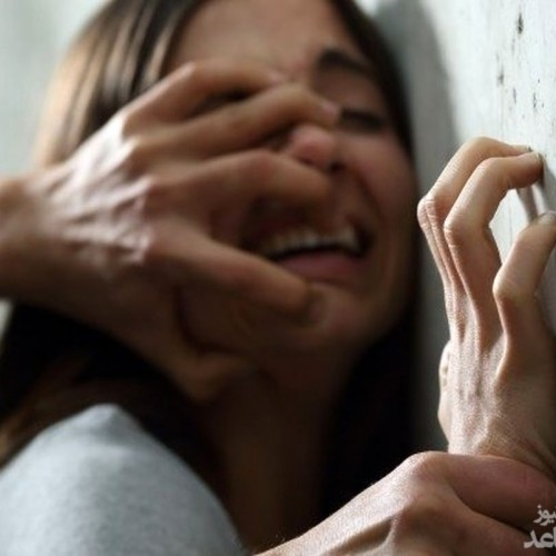 سلفی خندان مرد پلیدهنگام تجاوز به دختر 20 ساله