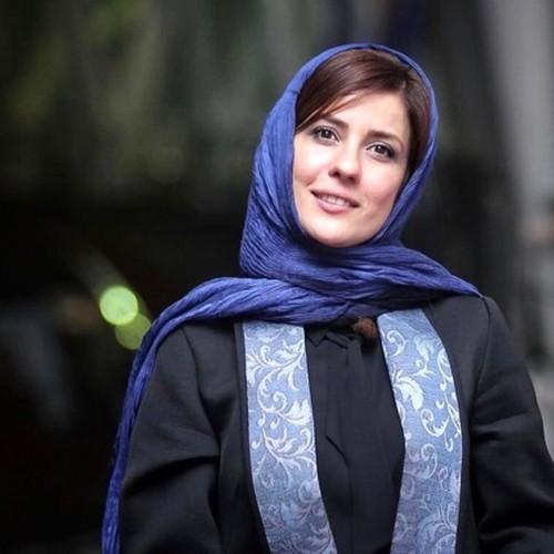 سارا بهرامی در آخرین روز پاییزی