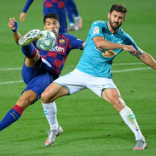 صدرنشینی تاتنهام در شب شکست بارسلونا
