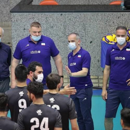 سه بازیکن از اردوی تیم ملی والیبال کنار رفتند