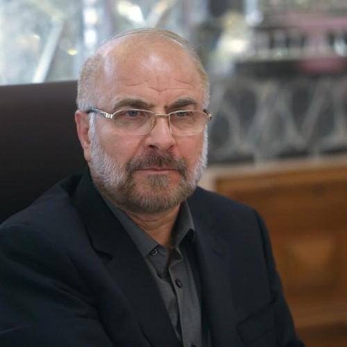 سفر بی موقع قالیباف به سوریه برای فرار از تبعات طرح محدودیت اینترنت؟