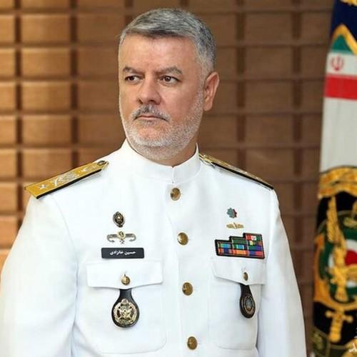 سفر فرمانده نیروی دریایی ارتش جمهوری اسلامی ایران به سنپترزبورگ