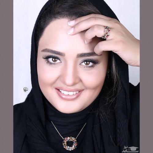 شباهت عجیب نرگس محمدی و خواهرش