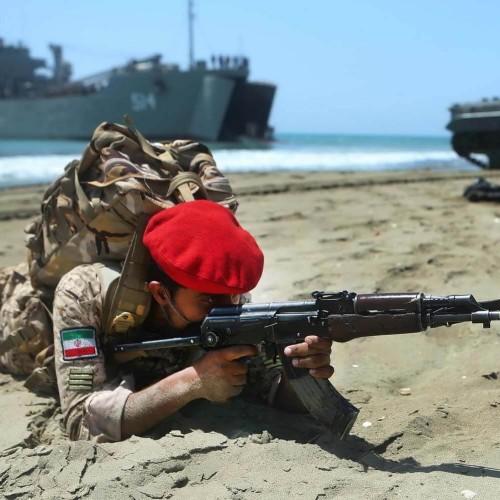 شبکه صهیونیستی i24 : قدرت نظامی ایران مانع از تجاوز آمریکا شده است + فیلم