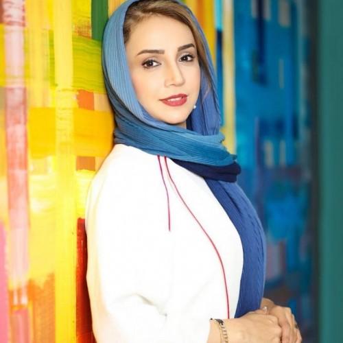 شبنم قلی خانی در جشن تولد خواهرش