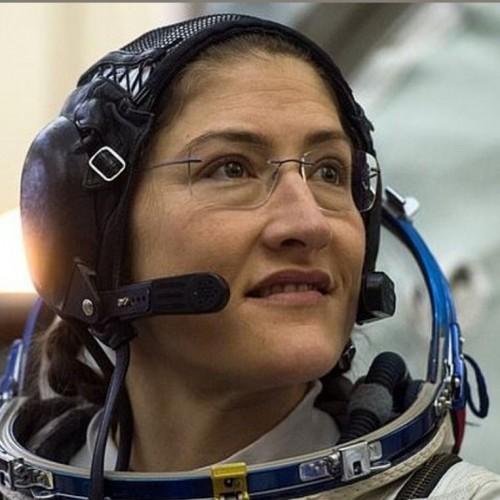 صحبت های خانم فضانوردی که پس از 11ماه به زمین بازگشت