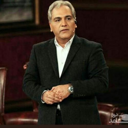 صحبتها و کنایههای تند مهران مدیری درباره طبری در تلویزیون