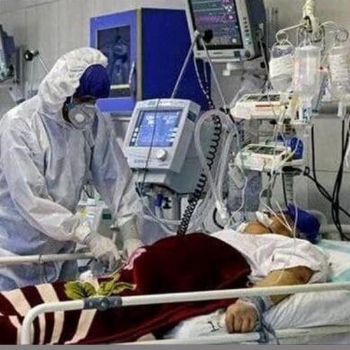 شیب تند افزایش بیماران کرونا در بیمارستان ها