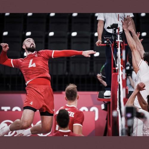 شکست ناامیدکننده تیم ملی والیبال مقابل کانادا