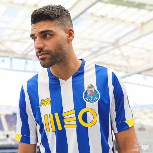 شماره پیراهن طارمی در تیم پورتو مشخص شد