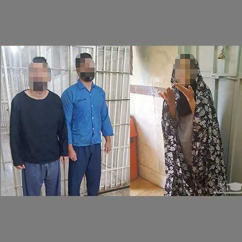 شوگر مامی تهرانی همراه 5 پسر نوجوان نقشه قتل شوهرش را کشیدند