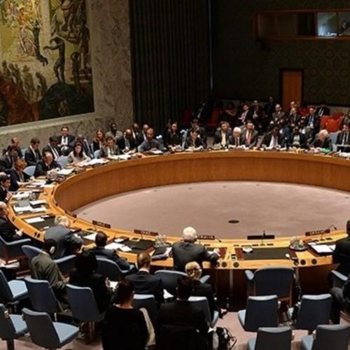 شورای امنیت قطعنامه آتش بس جهانی را تصویب کرد