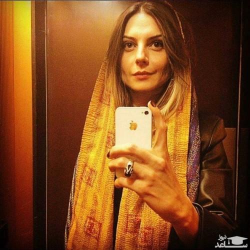 سولماز غنی، بازیگر ملکه گدایان و همسرش