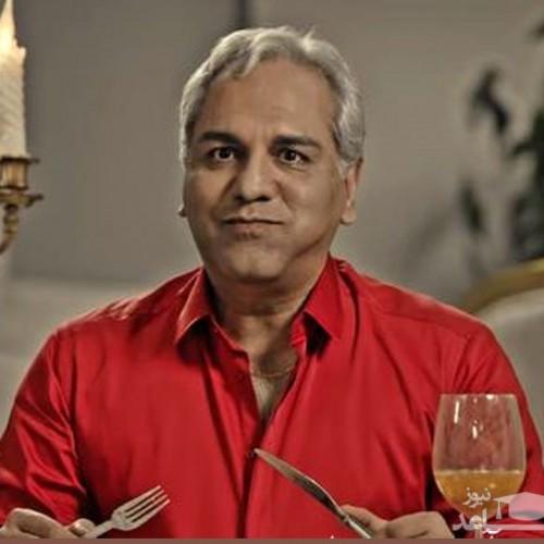 (فیلم) سوتی بزرگ مهران مدیری در دراکولا