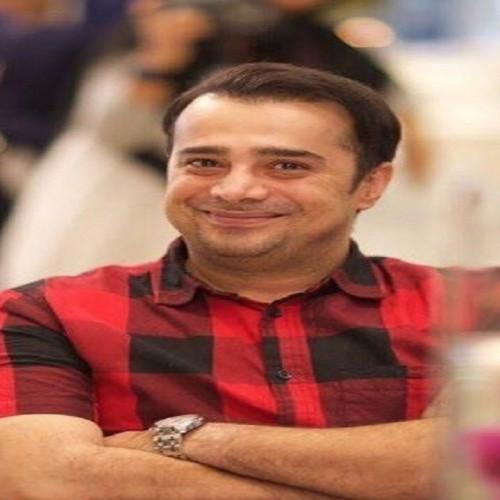 سپند امیرسلیمانی در کنار مهدی هاشمی