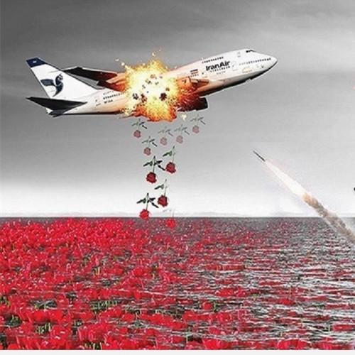 سقوط هواپیمای مسافری ایرباس و شهادت ۲۹۰ مسافر و خدمه/ آمریکا واقعا حامی حقوق بشر است؟