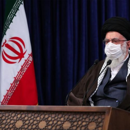 رهبر معظم انقلاب اسلامی: منظور دشمن از عقلانیت، ترس است
