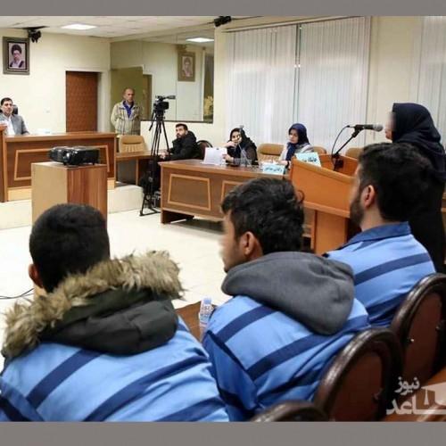 تایید حکم اعدام سه متهم اعتراضات آبان