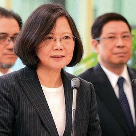 رئیس جمهور تایوان: چین یک تهدید برای کل دنیا است!