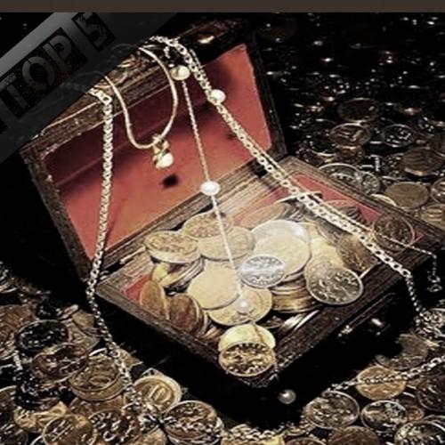 طلاهای خود را برای جلوگیری از سرقت کجا مخفی کنیم؟