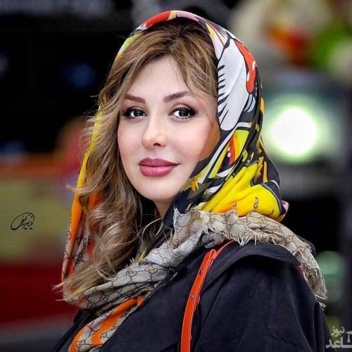 تبریک خاص نیوشا ضیغمی به مناسبت تولد همسرش