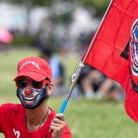 تایلند: معترضان خواهان انحلال پارلمان و بازبینی قانون اساسی