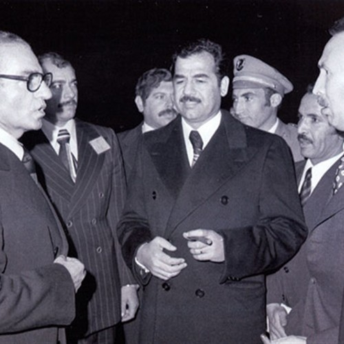 The Shah's Persia vs. Saddam Hussain's Iraq: US-USSR Revelry in Middle East