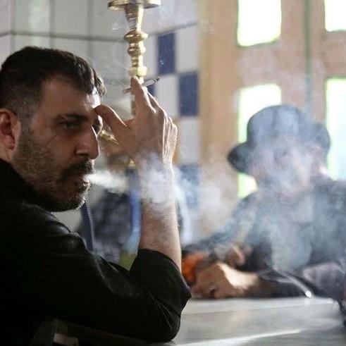 تیپ لاتی کاظم نوربخش و هومن حاجی عبداللهی در لب خط