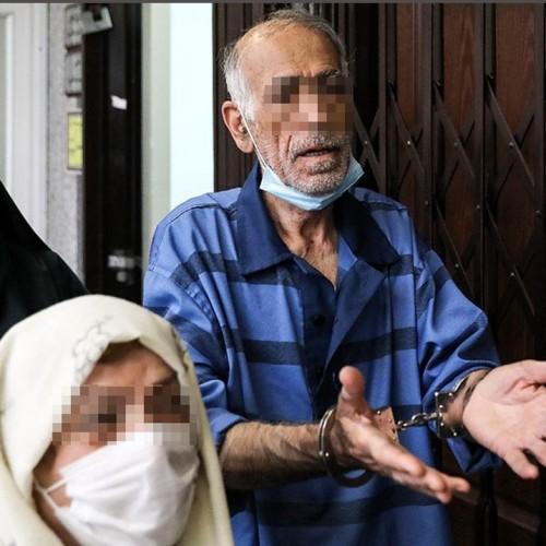 تجاوز جنسی پدر بابک خرمدین به دخترش آرزو در کودکی!