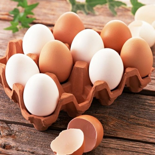 تخم مرغهای قهوهای با سفید چه تفاوتی دارند؟