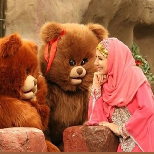 (فیلم) تپقهای خندهدار خاله شادونه در برنامه «کلبه کوهستانی»