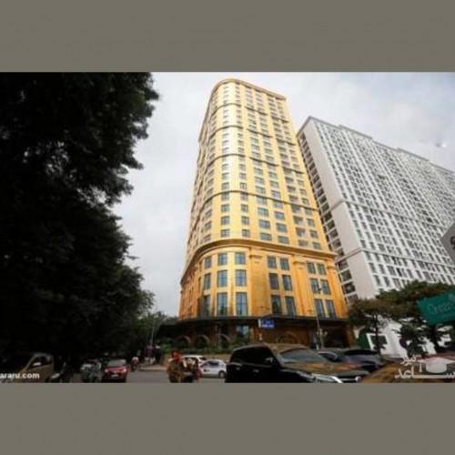 (تصاویر) اولین هتل طلایی جهان؛ توالت و دوش حمام از طلای ۲۴ عیار!