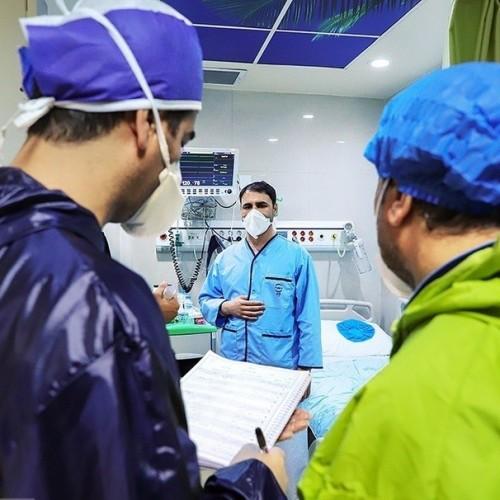 (تصاویر) پرستاران مبتلا به کرونا؛ مدافعان بی دفاع