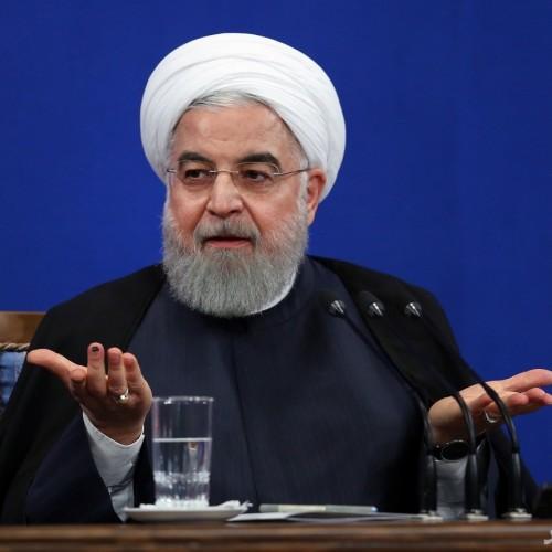 (فیلم) تذکر مهم روحانی به وزیر بهداشت، قرارگاه کرونا و ...