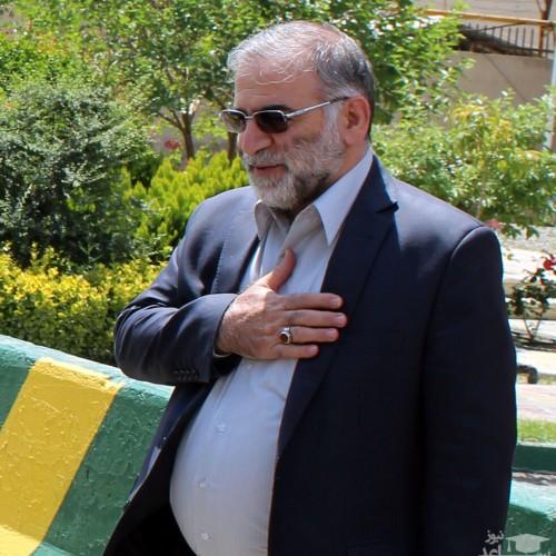 عکس های دیده نشده از شهید محسن فخری زاده دانشمند هسته ای ترور شده ایرانی