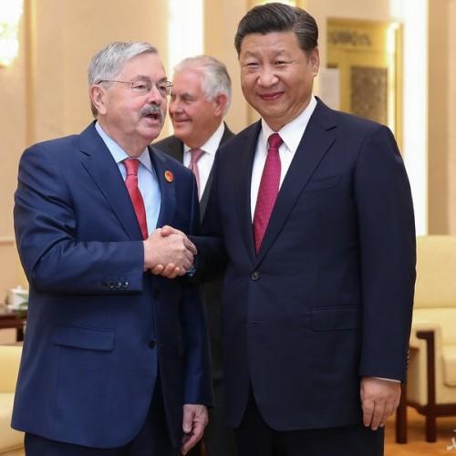 استعفای سفیر آمریکا در چین در پی افزایش تنش ها