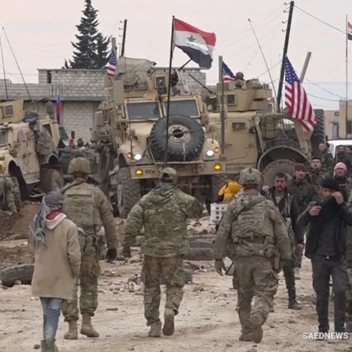 US must stop looting Syria's natural resources, fight terrorists instead, says Lavrov